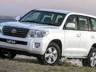 "GOING off-road doesn't mean leaving the creature comforts behind. Toyota has given the LandCruiser ""Altitude"" treatment."