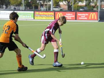 Some of the action from the third day of the Hockey NSW under-13 Boys Field State Championships at Grafton Hockey Complex, including the finals.