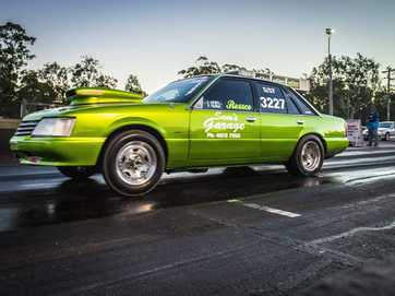 Round 6 of the CQDRA drag racing championship was held at Benaraby Raceway on Saturday.