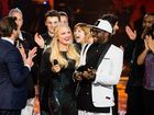 THE 18-year-old has been offered a record deal by her coach will.i.am, who also won this year's series of The Voice UK.