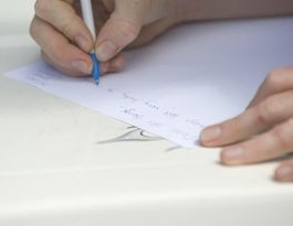 YOUR LETTERS: The art of pen to paper is lost
