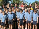 ST CATHERINE'S Catholic College Mercy campus has held a blessing ceremony to formally introduce an Indigenous garden to coincide with NAIDOC Week.