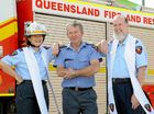 PRAYERS are set to be answered as Hervey Bay and Maryborough fire services welcome the newest members of their crews.