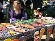 The Wedderburn Naturally New Age Festival and Farmers Market have a diverse range of stalls this year; psychic readings, alternative healing, jewellery...