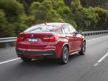 BMW has launched the X4 in Australia.