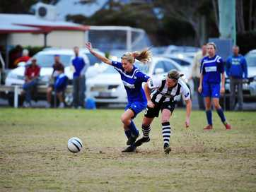 A selection of photos taken at the Three Cities grand final held at Martens Oval.