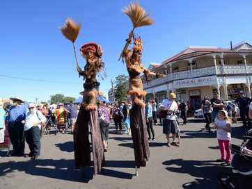 A selection of photos taken at the 2014 Childers Multicultural Festival.