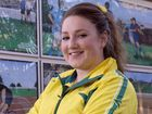 TOOWOOMBA thrower Lara Nielsen has the chance to make her mark on the world stage after qualifying for the Commonwealth Games hammer throw final.