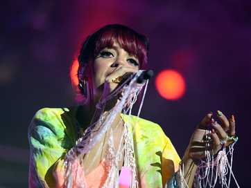 The three-day festival is headlined by Outkast, Lily Allen, Vance Joy and Angus & Julia Stone.