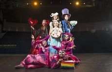 alice in wonderland musical characters