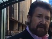 """HUMAN headline Derryn Hinch has joined the campaign to get """"piece of human garbage"""" Kevin Howard kept in prison after his sentence expires next month."""