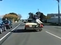 Video: Car surfing stunt 'stupid and dangerous'