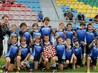 WINNING FEELING: Bundaberg Primary School Rugby League's undefeated premiers Cordalba.