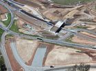 The new Tom Fountain overpass, linking Wulkuraka Connection Road and the Brisbane Valley Highway at Blacksoil will open to traffic from Sunday August 10.