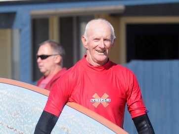 Images from the Lennox Head Longboard Classic.