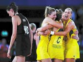 AUSTRALIAN Diamonds coach Lisa Alexander has a combined 451 Test appearances and nine World Cup titles in her team for the World Championships in Sydney.