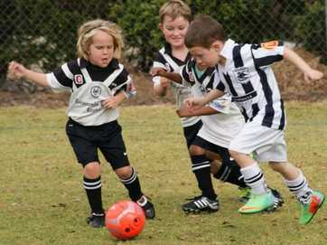 Junior sports action from across the Toowoomba region.