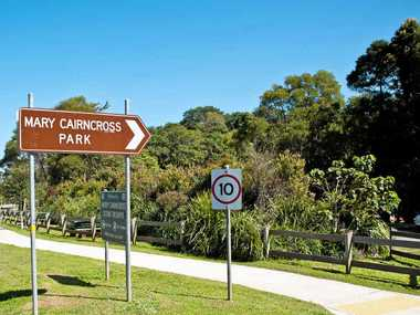 REVAMP: Two building renewal designs have been developed for Mary Cairncross Scenic Reserve.