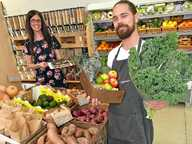 THE ORGANIC food movement is  thriving on the Sunshine Coast, says GrubOrganics owner Nikki Brown.