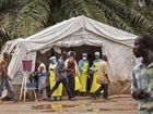 DESPITE the recent scare on the Gold Coast, Dr Grant Hill-Cawthorne from the University of Sydney believes the risk of Ebola appearing in Australia is small.