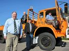LOCKYER Valley Mayor Steve Jones knows all too well the value of a good Mack truck.