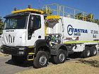 ASTRA is not a name that easily comes to mind when thinking of tough, dirty, isolated and rugged work in Australia's distant mining regions.