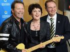 AUSTRALIAN country music star Troy Cassar-Daley has certainly got something to sing about.