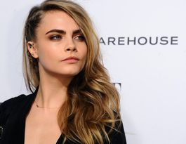 Vogue suggests Cara Delevingne's bisexuality is a 'phase'