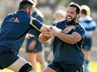 KEEPING the shackles off in attack will be the key to the Wallabies beating the All Blacks in the opening Bledisloe Test at ANZ Stadium tonight.