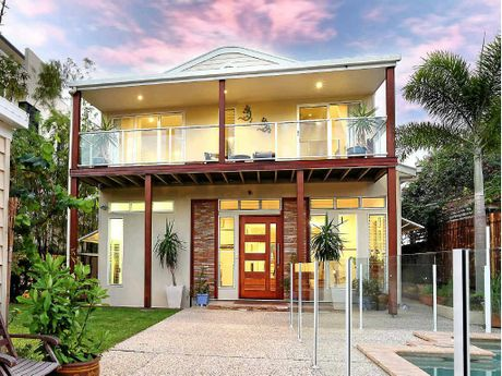 HOT PROPERTY: 23 Moffat St, Moffat Beach, sold for $1.5 million, and had 60 inspections during a four-week period.