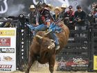 """THE """"top dogs"""" of Australian professional bull riding will bare their teeth in Rockhampton next month as the Rural Weekly Live Series launches into action."""