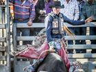 BULL rider Ben Seeds is one of many local riders preparing to contest The Rural Weekly Professional Bull Riders Live Series at Browne Park on September 27.
