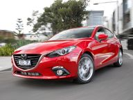 The Mazda XD Astina will arrive in showrooms next week priced from just above $40,000.