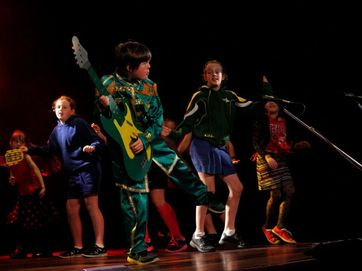 Lismore Performing Arts Festival will feature two days of performance from schools around the region at the Lismore Workers Club.