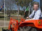 YOU can expect something a little different at this year's Heritage Bank Ag Show.