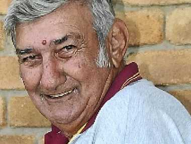 TRAGIC LOSS: Much loved member of the Central Queensland cricketing com- munity Gordon Ralphs will be deeply missed.