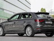 Electric power combines with conventional to give the new Audi A3 Sportback e-tron serious appeal