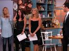 FRIENDS cast reunited by American TV host Jimmy Kimmel for a sketch on Jimmy Kimmel Live