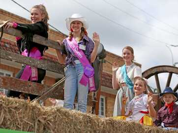 WITH twice as many floats as last year and a large crowd to match, the 57th annual 2014 Tweed Valley Banana Festival was a success on Saturday August 30.