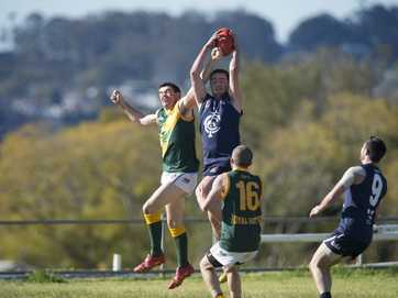 Coolaroo will face either Warwick or University for a spot in the grand final after downing a brave Goondiwindi outfit the AFLDD elimination final at Gold Park.