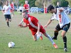 A DEPLETED Lismore Workers secured a top three finish after holding on for a torrid 1-0 away win over minor premiers Byron Bay in FNC Premier League football.
