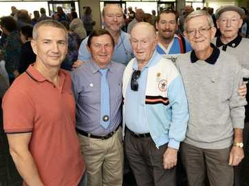 Coalstars Soccer Club's 50th anniversary reunion at the Ipswich Knights clubhouse on Saturday.