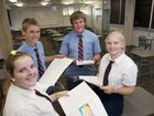 A FREE breakfast is one stress-reliever a Toowoomba school is using to help prepare its students for the Queensland Core Skills test.
