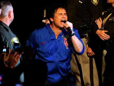 Jimi Jamison, lead singer of Survivor, dies of a heart attack age 63