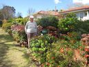 RUBY Brunner's neighbours in Crown St couldn't believe it when she entered The Chronicle Garden Competition for the first time in 1987.