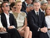 LOUIS Vuitton boss Bernard Arnault calms attack on couture rivals, including French fashion house Hermès