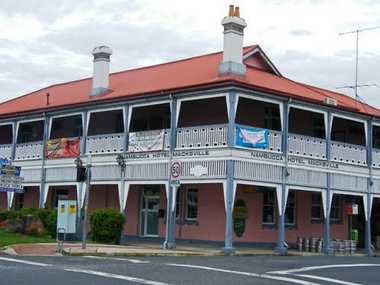 LOOKING TO BUY A PUB?: The Nambucca Hotel in Macksville is for sale.