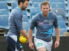 AFL: Dangerous Geelong midfielder Steve Johnson remains firmly in contention to play North Melbourne on Friday night.