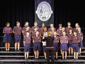 Pronunciation and fluency shine on stage at the 44th Gladstone Eisteddfod