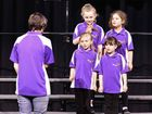THE youth of Gladstone performed with pride and joy at the 44th Gladstone Eisteddfod on Tuesday.